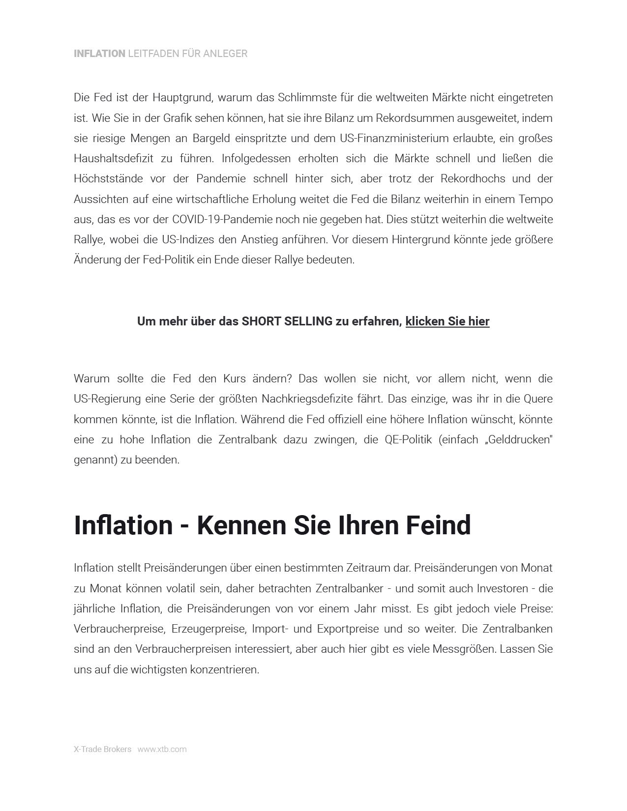 Inflation - Report DE-5